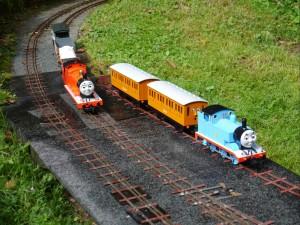 Thomas and James 2