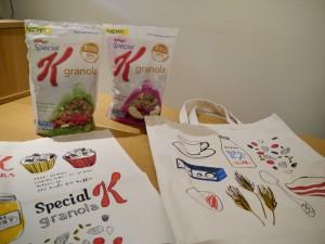 special k granola