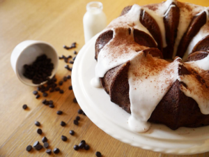 Choc chip bundt