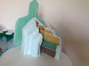 Frozen cake 7