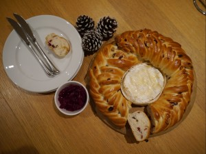 wreath bread 2