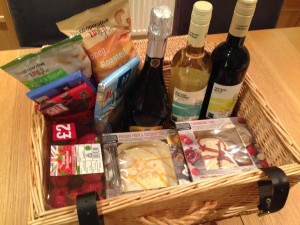 Co-operative food hamper