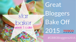 Star Baker Week1