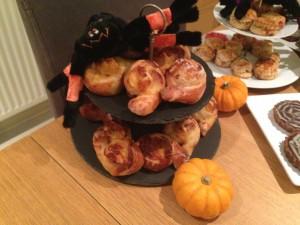 snail-buns